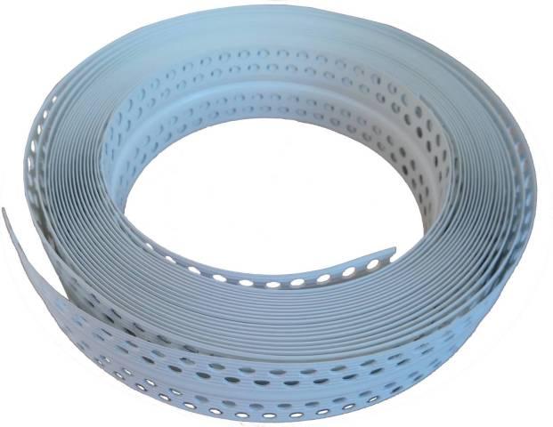 Cornière d'angle en PVC (rouleau de 10m)